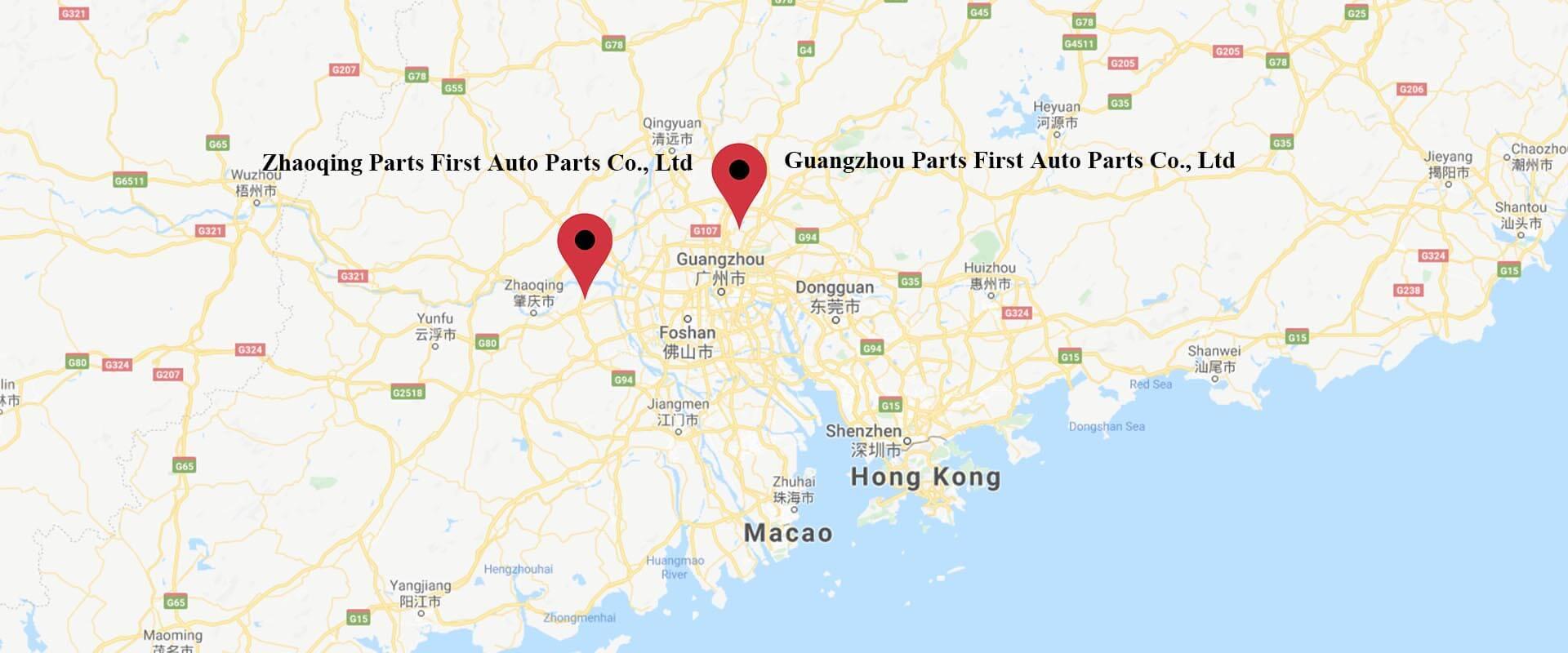 Partsfirst-Location
